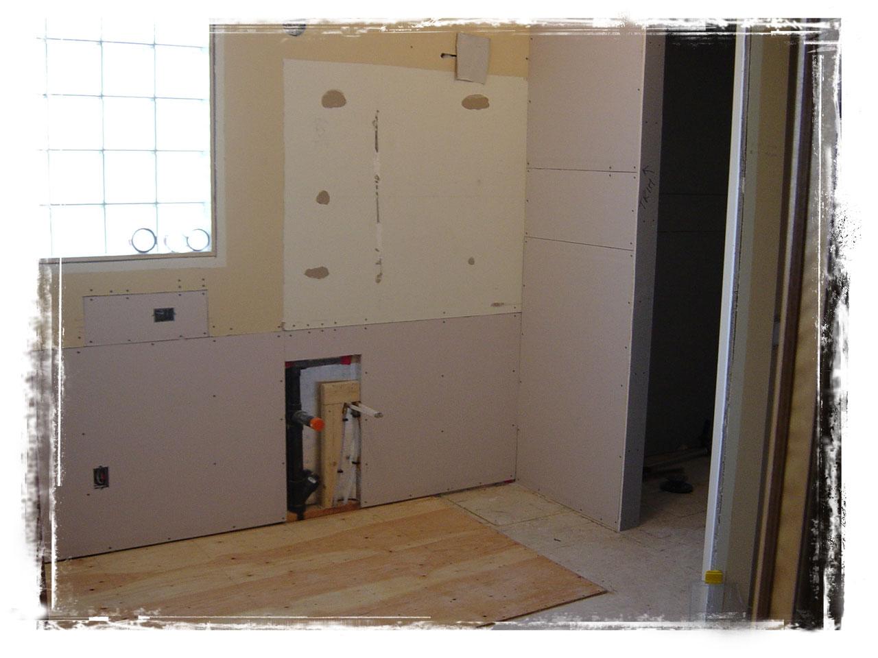 Bathroom Renovation - Before