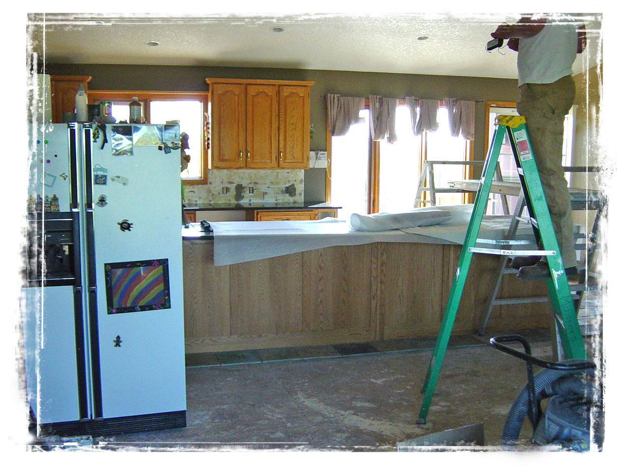 Kitchen Remodelling and Renovations - Before