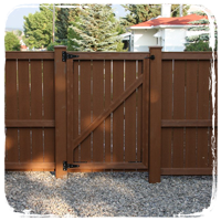 Fences for security and privacy